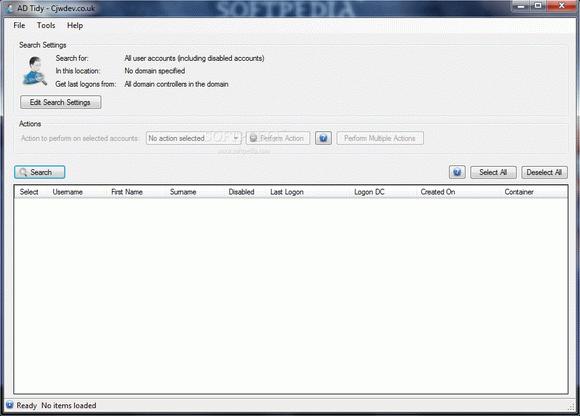 Скачать AD Tidy 1.4.0 Serial Key Full Version