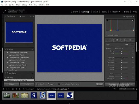 Adobe Photoshop Lightroom CC (2020) 8.5.1 Crack
