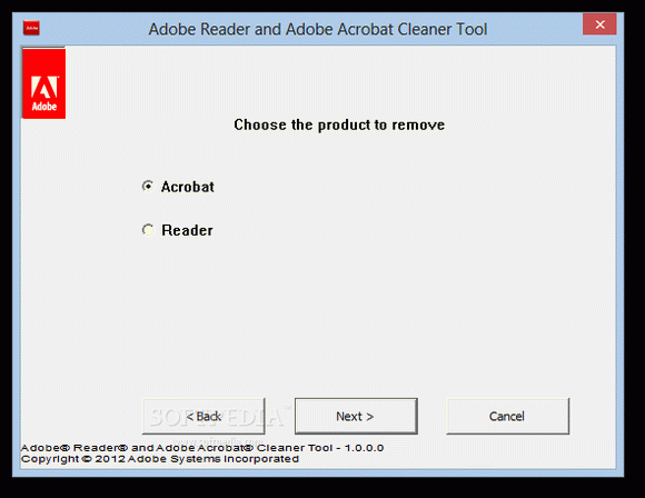 Adobe Reader and Adobe Acrobat Cleaner Tool кряк лекарство crack