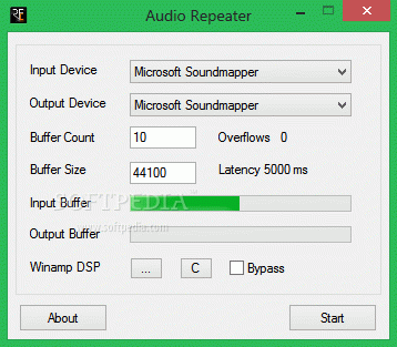Audio Repeater кряк лекарство crack