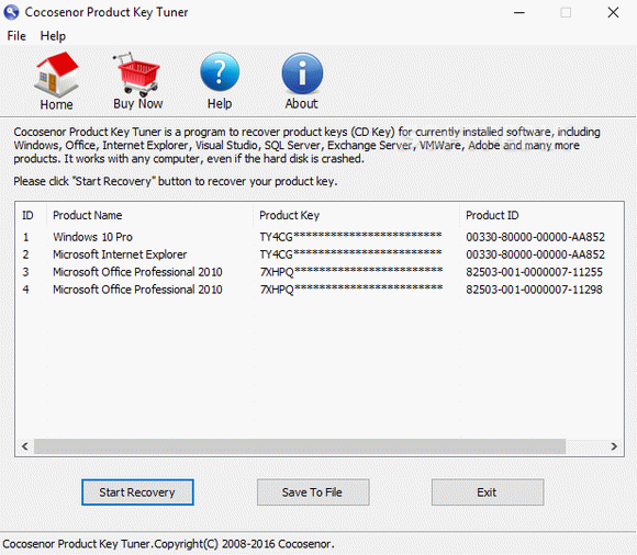 Cocosenor Product Key Tuner кряк лекарство crack