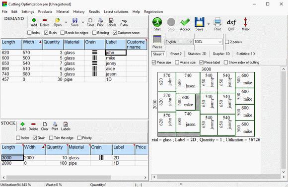 Cutting Optimization Pro crack keygen for windows