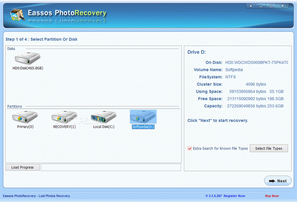 Eassos PhotoRecovery кряк лекарство crack