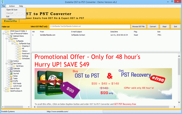 Enstella OST to PST Converter кряк лекарство crack