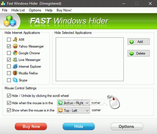 Fast Windows Hider кряк лекарство crack