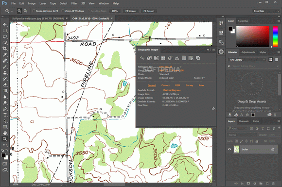 Geographic Imager for Adobe Photoshop кряк лекарство crack