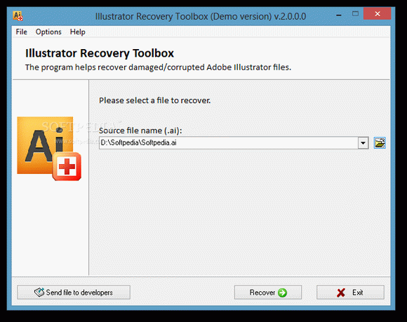 Illustrator Recovery Toolbox