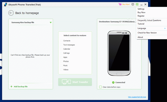 iSkysoft Phone Transfer кряк лекарство crack