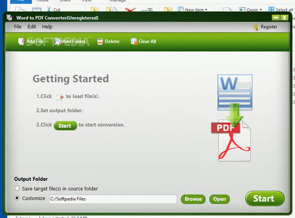 Word to PDF Converter кряк лекарство crack