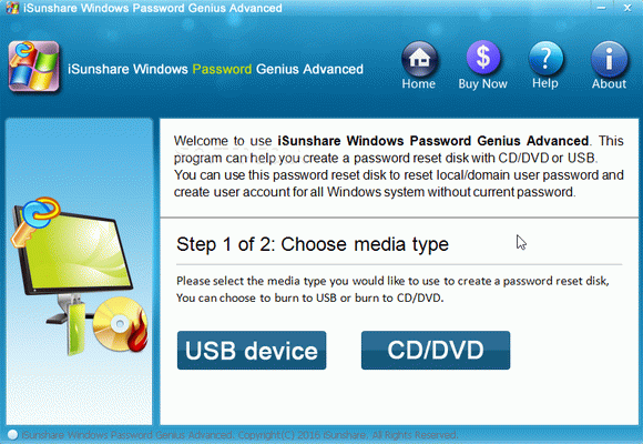 iSunshare Windows Password Genius кряк лекарство crack