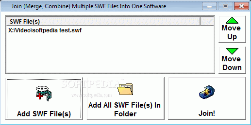 Join (Merge, Combine) Multiple SWF Files Into One кряк лекарство crack