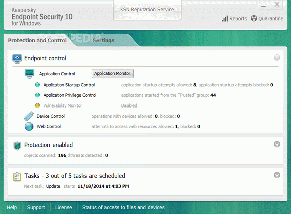 Kaspersky Endpoint Security for Business кряк лекарство crack