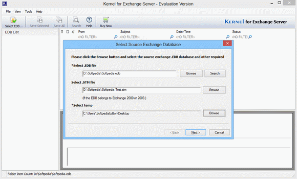 Kernel Recovery for Exchange Server кряк лекарство crack