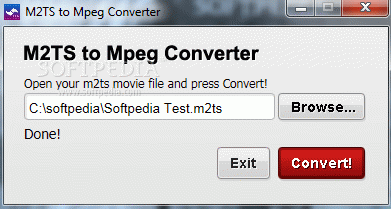 M2TS to Mpeg Converter кряк лекарство crack
