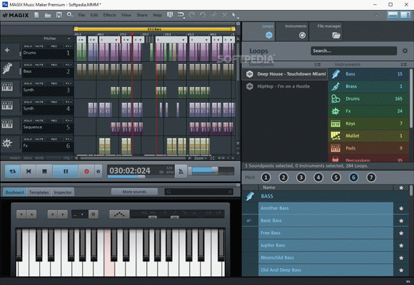 MAGIX Music Maker Premium кряк лекарство crack