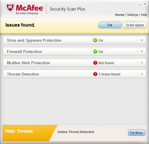 McAfee Security Scan Plus кряк лекарство crack