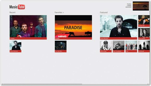 MusicTube for Windows 8 кряк лекарство crack