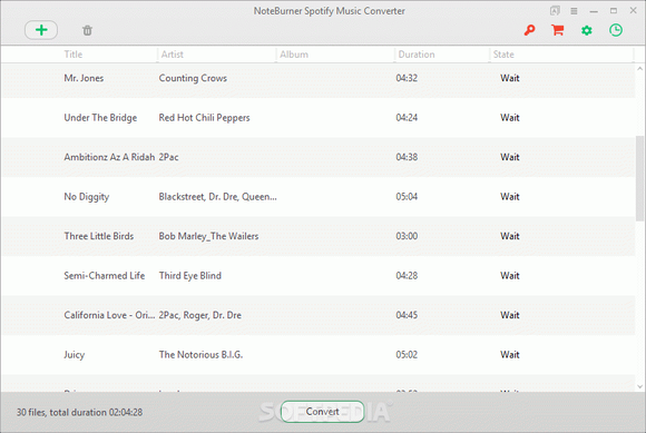NoteBurner Spotify Music Converter кряк лекарство crack