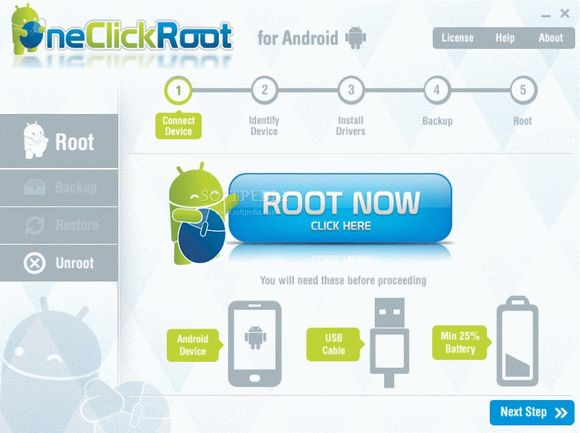 One Click Root кряк лекарство crack