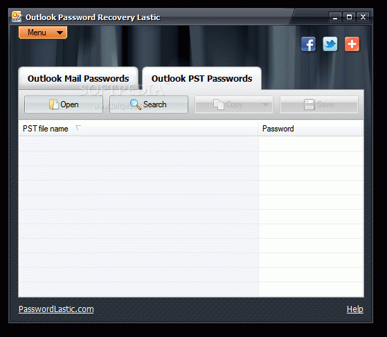 Outlook Password Recovery Lastic кряк лекарство crack