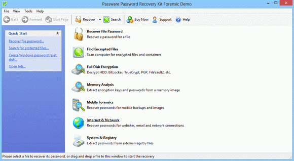 Passware Password Recovery Kit Forensic кряк лекарство crack