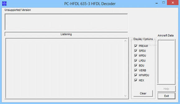 PC-HFDL 635-3 HFDL Decoder (formerly PC-HFDL) кряк лекарство crack
