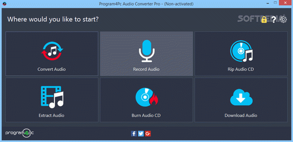 Program4Pc Audio Converter Pro кряк лекарство crack