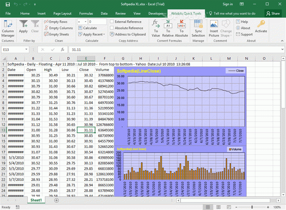 Quick Tools for Microsoft Excel кряк лекарство crack