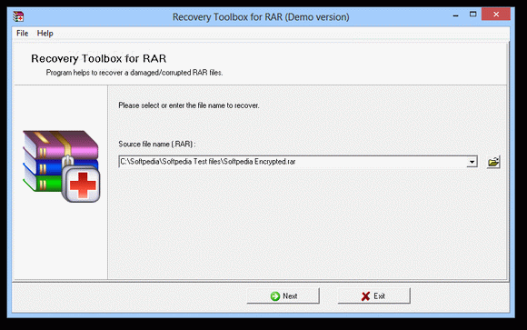 Recovery Toolbox for RAR кряк лекарство crack