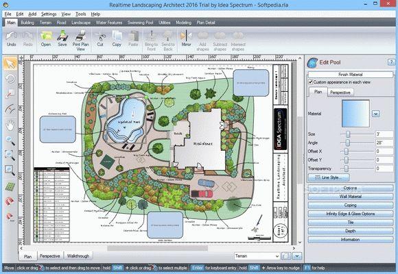 Skachat Realtime Landscaping Architect 2020 20 04 Crack Activation Code