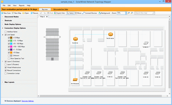 SolarWinds Network Topology Mapper кряк лекарство crack