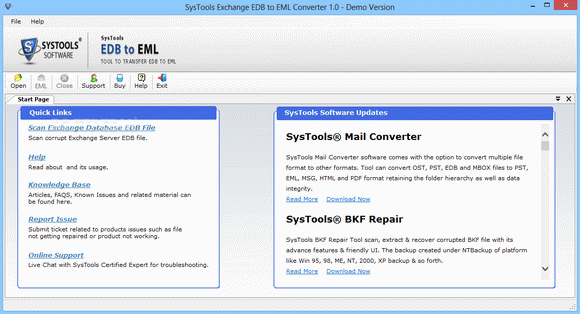 SysTools Exchange EDB to EML Converter кряк лекарство crack