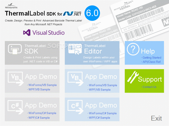 ThermalLabel SDK for .NET кряк лекарство crack
