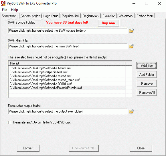 VaySoft SWF to EXE Converter Pro кряк лекарство crack