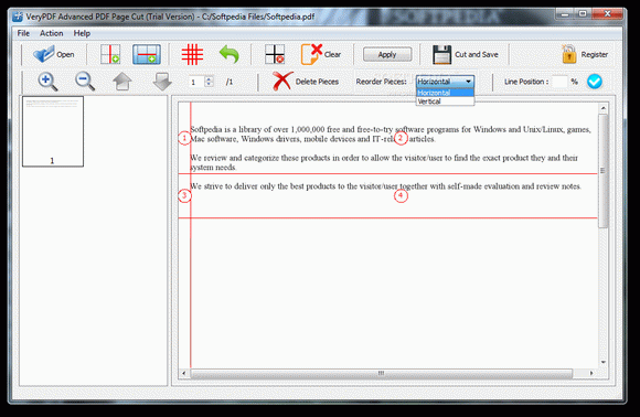 VeryPDF Advanced PDF Page Cut кряк лекарство crack