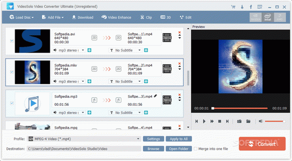 VideoSolo Video Converter Ultimate кряк лекарство crack