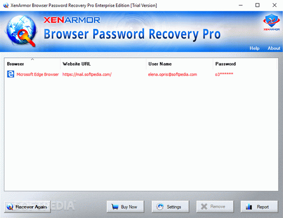 XenArmor Browser Password Recovery Pro кряк лекарство crack