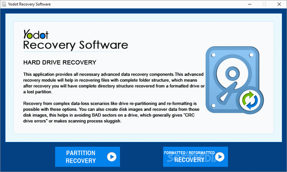 Yodot recovery software activation key crack