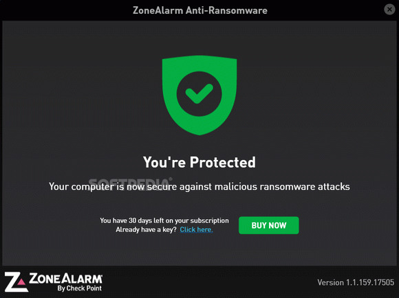 ZoneAlarm Anti-Ransomware кряк лекарство crack