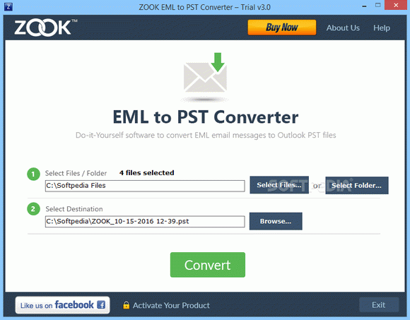 ZOOK EML to PST Converter кряк лекарство crack